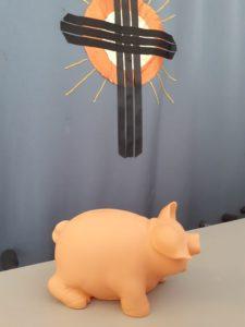 Food bank piggy profile